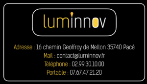 Coordonnées Luminnov